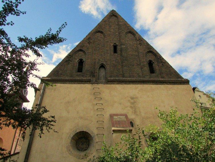 Old New Synagogue, Prague Jewish Museum