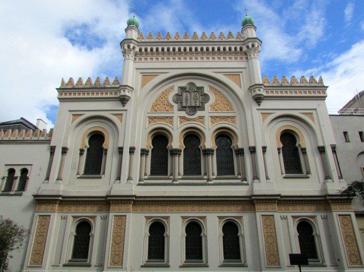 Spanish Synagogue, Jewish Quarter Prague