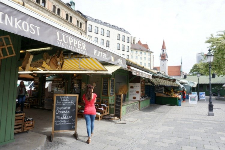 markets in munich