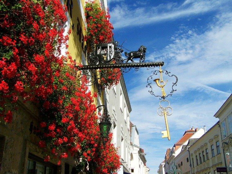 Krems, Austria, Wachau Valley