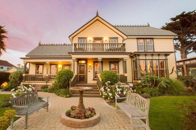 Cass House, Cayucos California