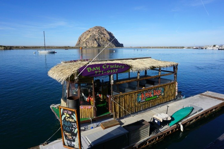 Morro Bay Rock, Morro Bay Things to do