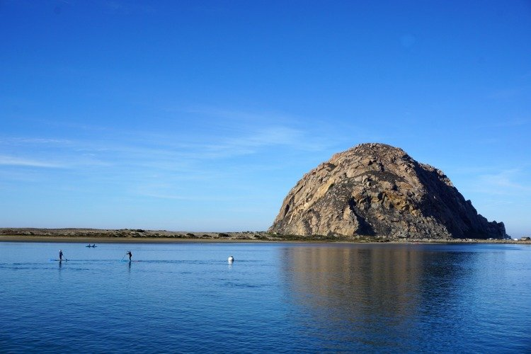 Morro Bay Rock, Things to do in Morro Bay
