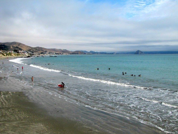 Cayucos California, Morro Rock