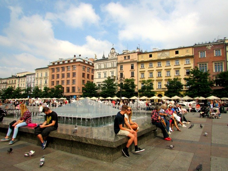 Krakow, Old Town, What to see in Krakow, Main Square