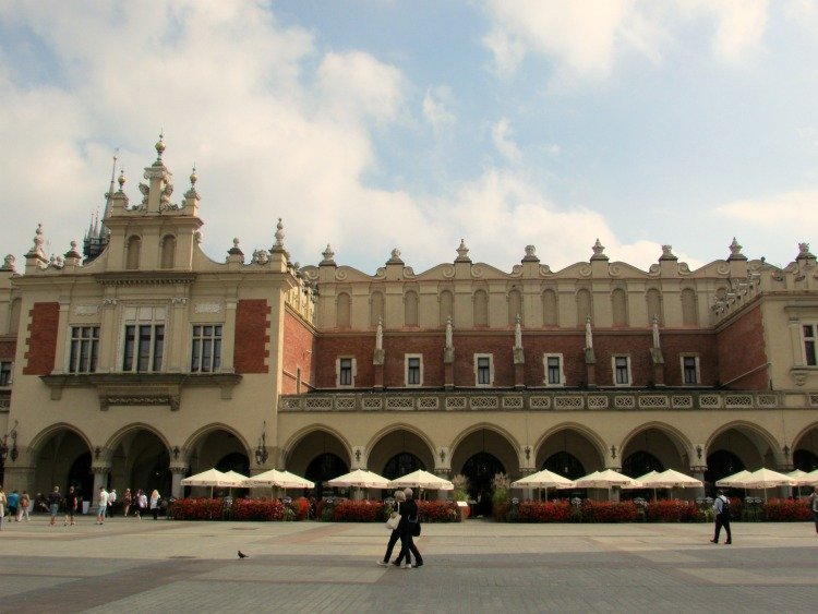 Krakow, Old Town, What to see in Krakow, Main Square, Cloth Hall
