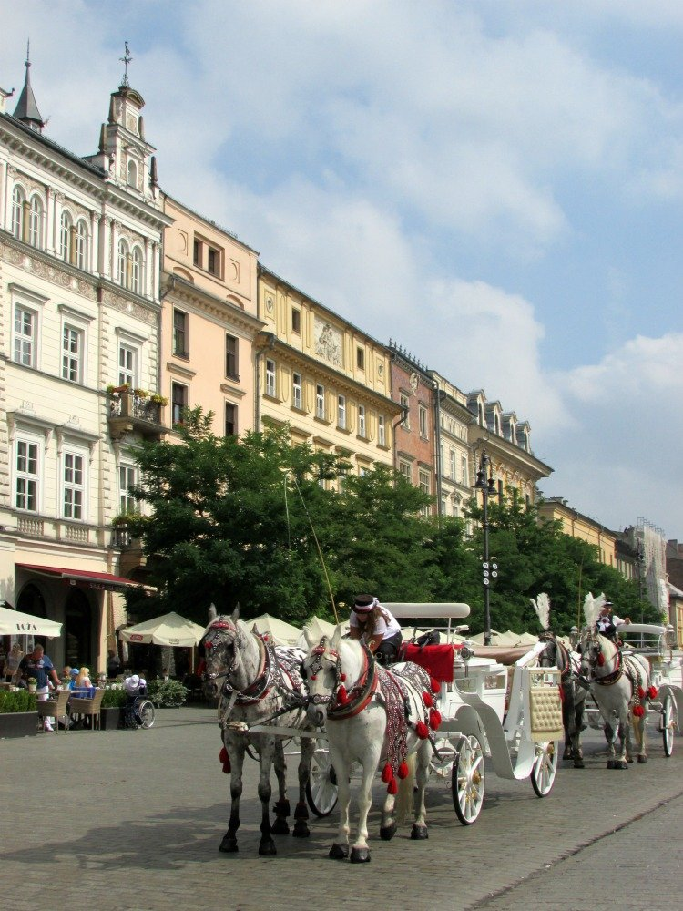 Top things to do in Krakow Poland, Main Square