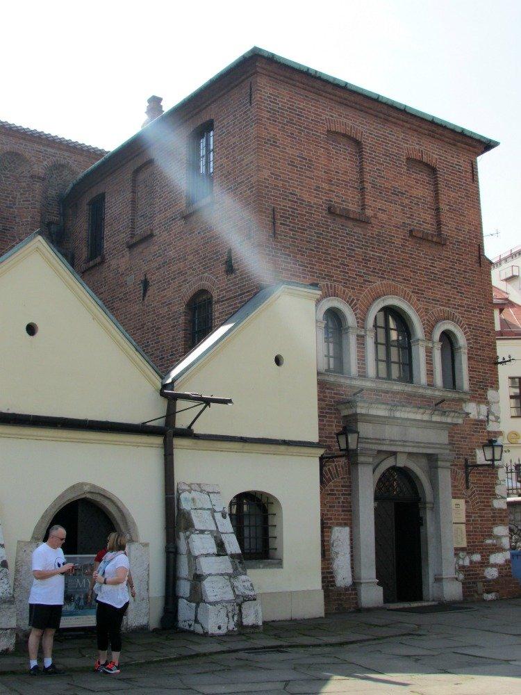 Jewish Quarter, Krakow points of interest