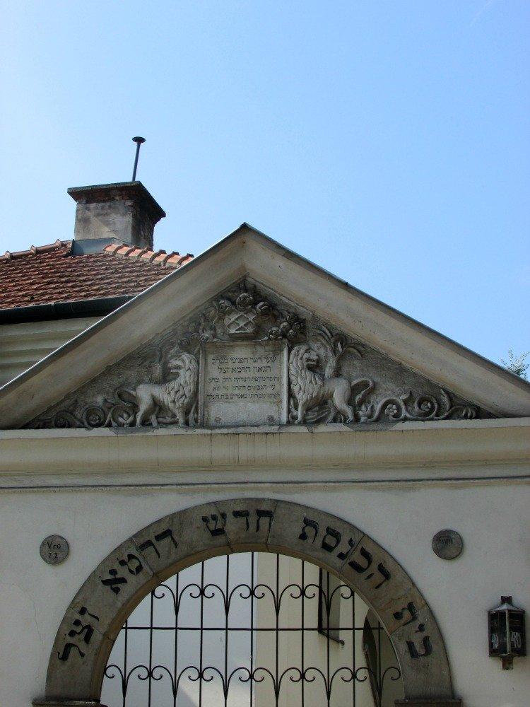 Jewish Quarter, places to visit in Krakow