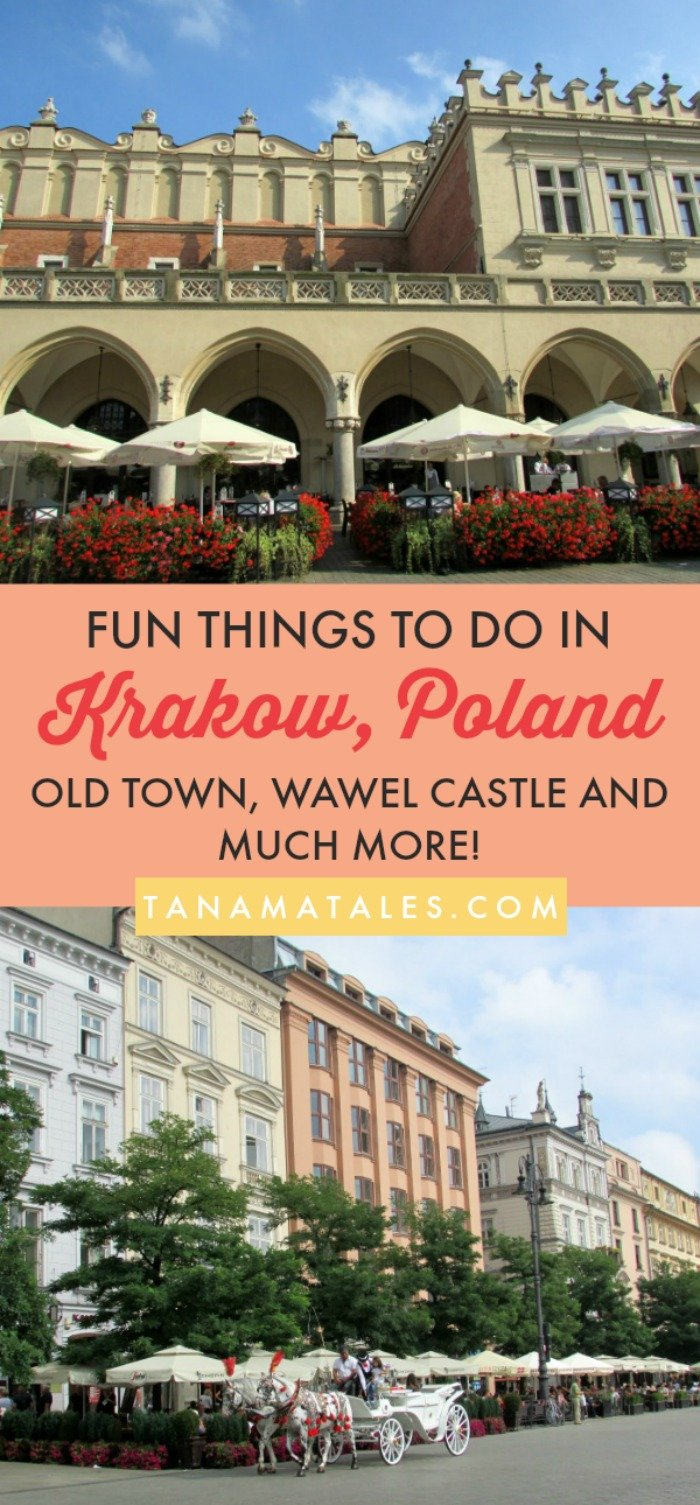 Things to do in #Krakow, #Poland – Travel tips and ideas - This post discusses fun things to do in Krakow, Poland's second biggest city and a hub for culture, arts and economics. This guide will show you the best things to go in the Old Town (including the Market Square and Wawel Casle) and the Jewish Quarter. In addition, I am offering tis on where to find delicious Polish food. Get ready since you are going to fill your memory card with photos!