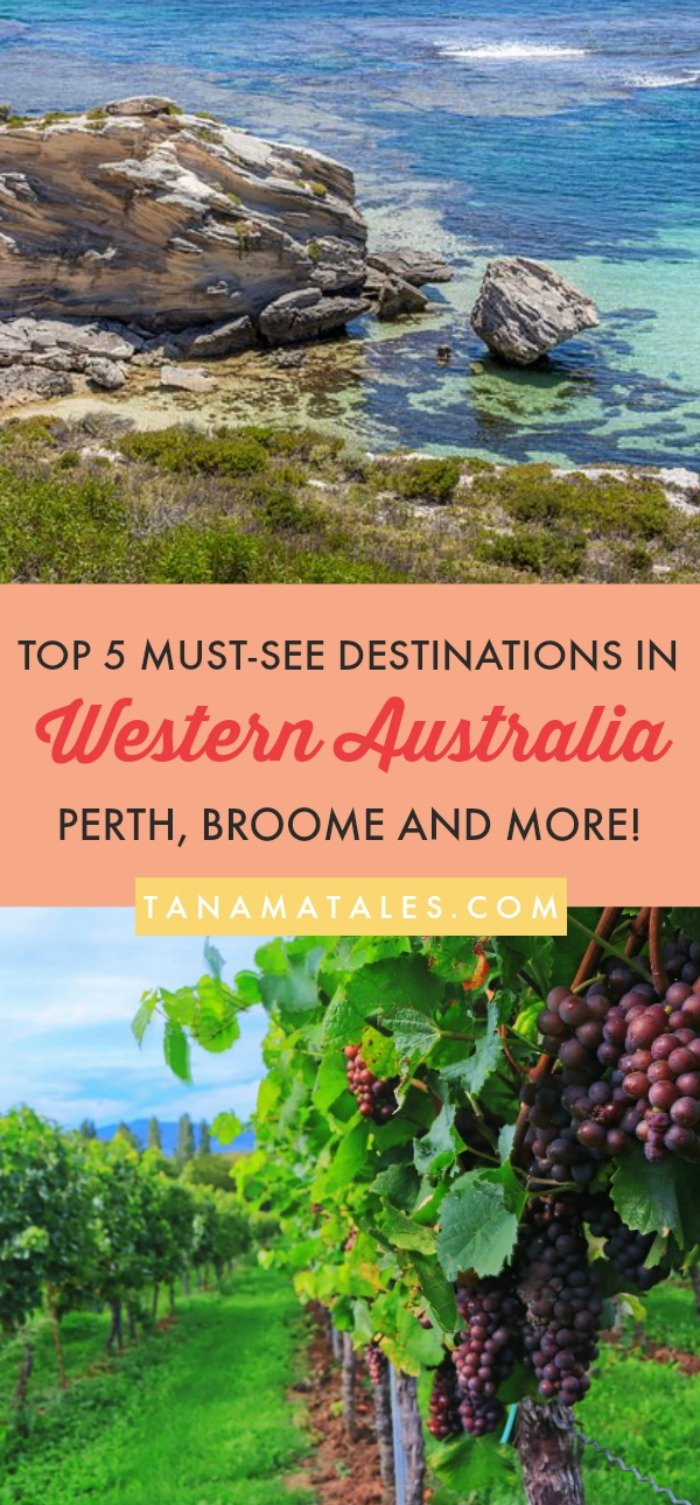 #WesternAustralia – Travel tips and road trip ideas - Western Australia is home to some of the most spectacular nature's creations in Australia, including #Perth, #Broome, #Exmouth, Margaret River, Karijini National Park, Rottnest Island, Greens Pool, Ningaloo Reef, Lancelin Sand Dunes, Monkey Mia, Shark Bay and many more. Take a look at this article to find out more about these beautiful destinations. Believe me, you want to see these places!