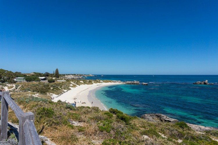 Rottnest Island, Western Australia Destinations