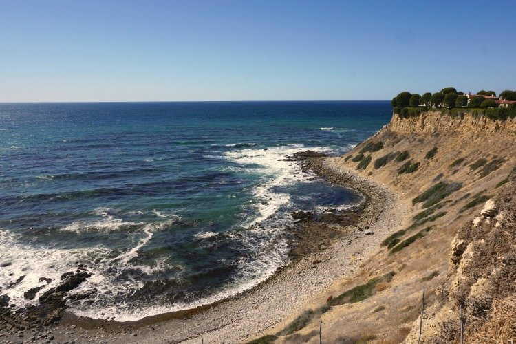 Honeymoon Cove, Palos Verdes Hiking