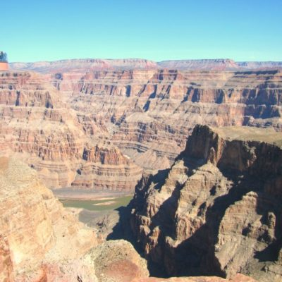 Visiting the Grand Canyon West Rim, Arizona