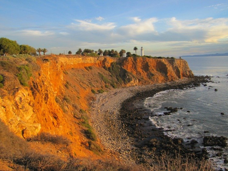 Point Vicente, Sunset, Palos Verdes Trails