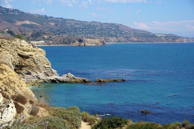 Palos Verdes, Hike, Terranea Cove, Terranea Beach