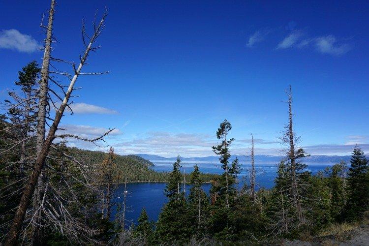 Inspiration Point, Lake Tahoe