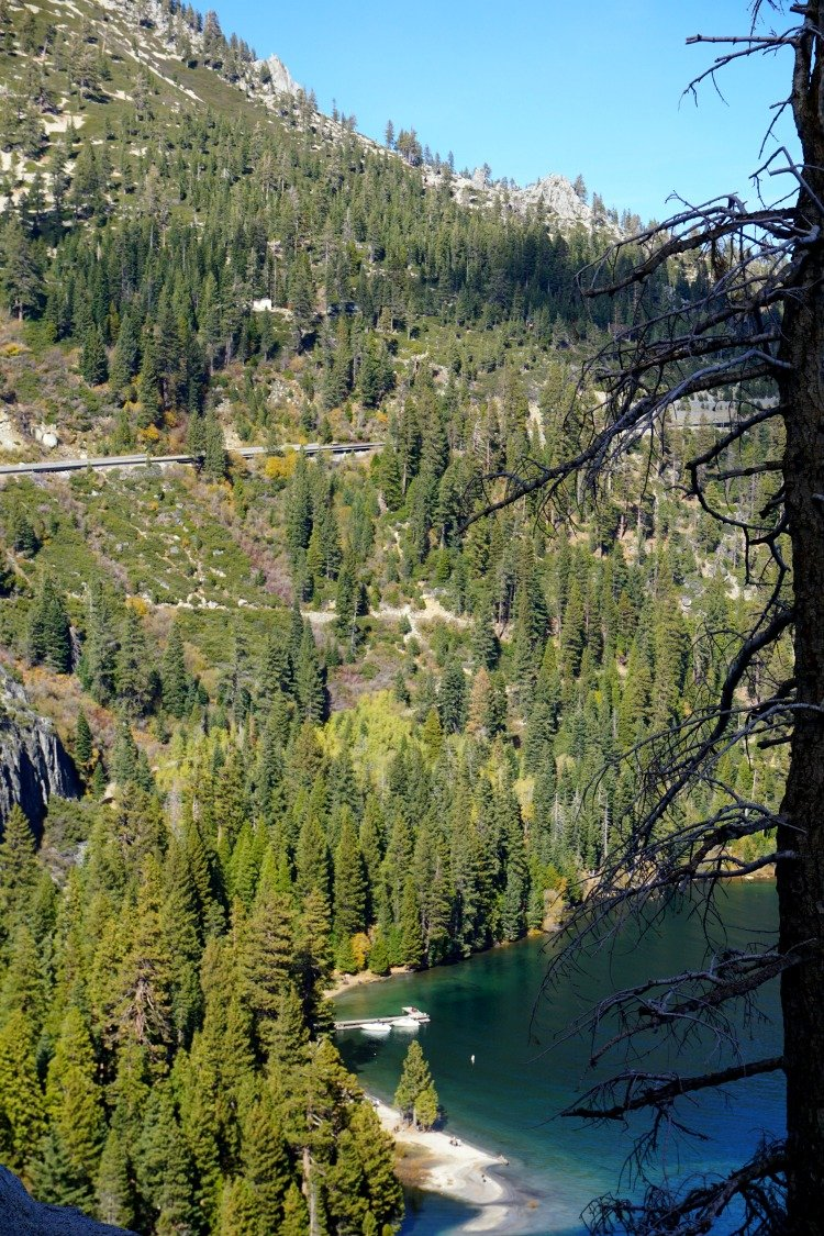 Inspiration Point, Emerald Bay, Pictures of Lake Tahoe