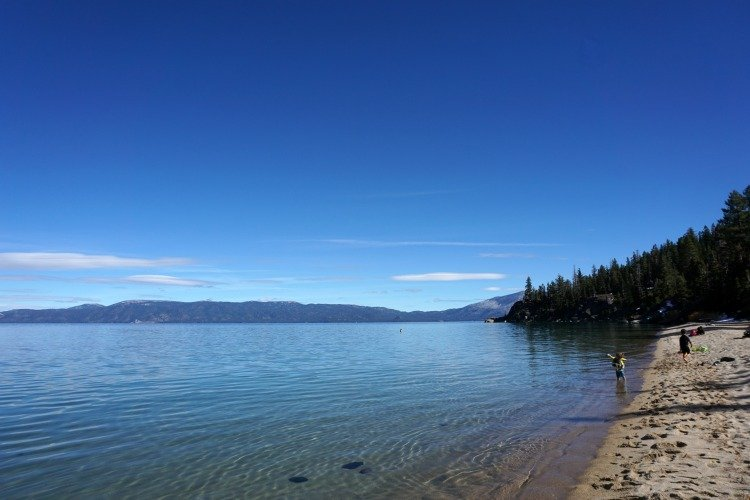 D.L. Bliss State Park, Lake Tahoe