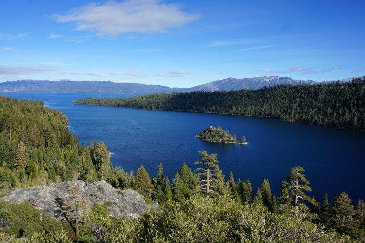 Emerald Bay, Lake Tahoe Photography