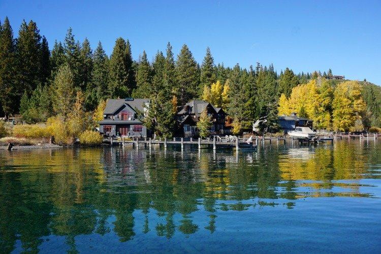 Pier, Tahoe City, Lake Tahoe Photos