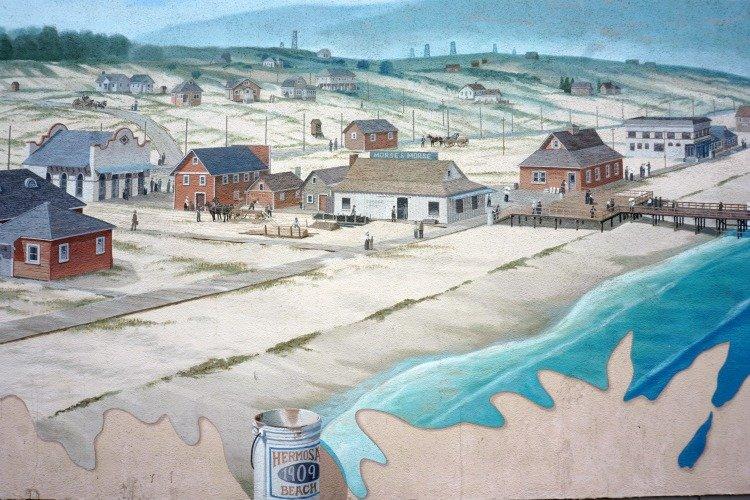 Hermosa Beach Mural