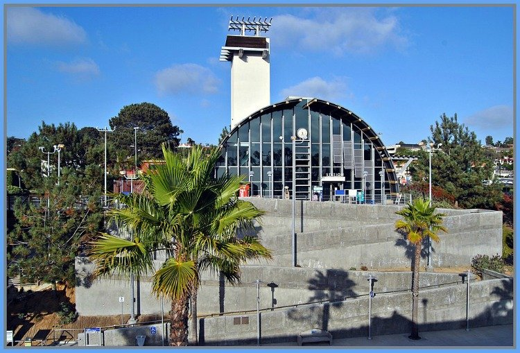 Things to do in solana Beach, Train Station