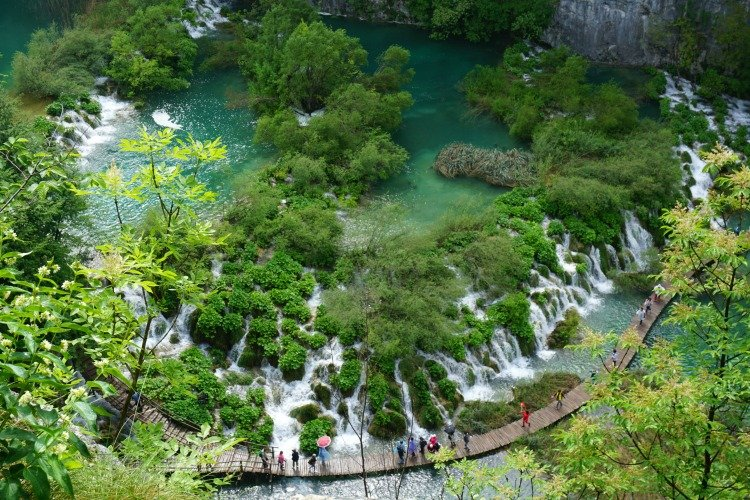 Visiting Plitvice National Park