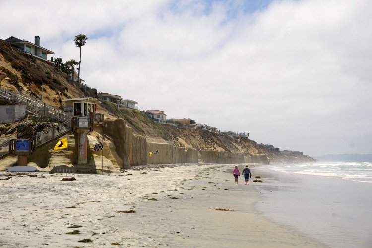 Solana Beach Things to Do, Tide Beach Park