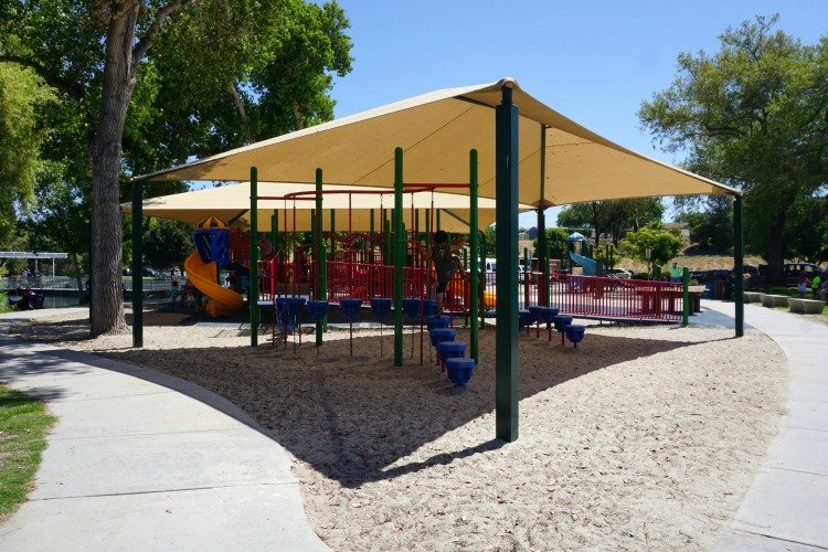 Santee Lakes Playgrounds