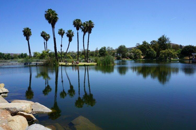 Santee Lakes Camping