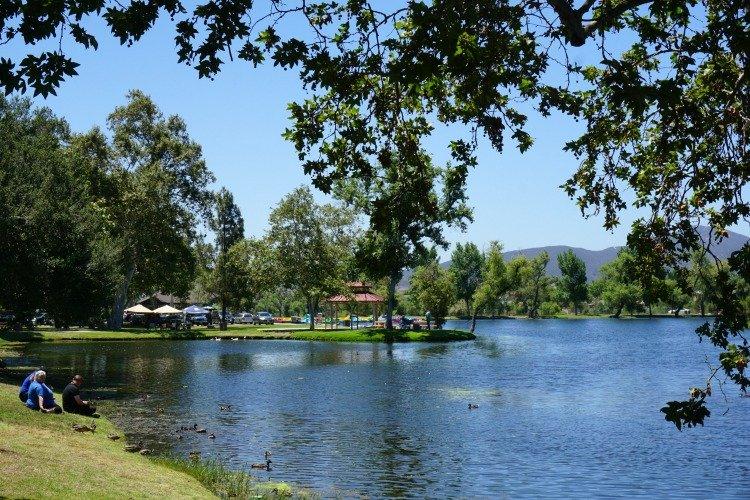Santee Lakes RV Park