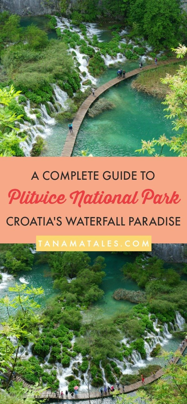 Beautiful Places in #Europe – If you have a bucket list, it is time to place #Plitvice National Park at the top of it. This park located in #Croatia is a #waterfall and #lakes paradise. My complete guide will be of value for first time visitors and/or independent travelers. Find out everything you need to know and what to do in the park. #travel #trips