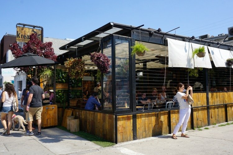 Abbot Kinney Blvd Restaurants Shops And Events Tanama Tales