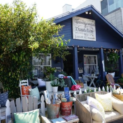 Abbot Kinney Blvd: Restaurants, Shops and Events