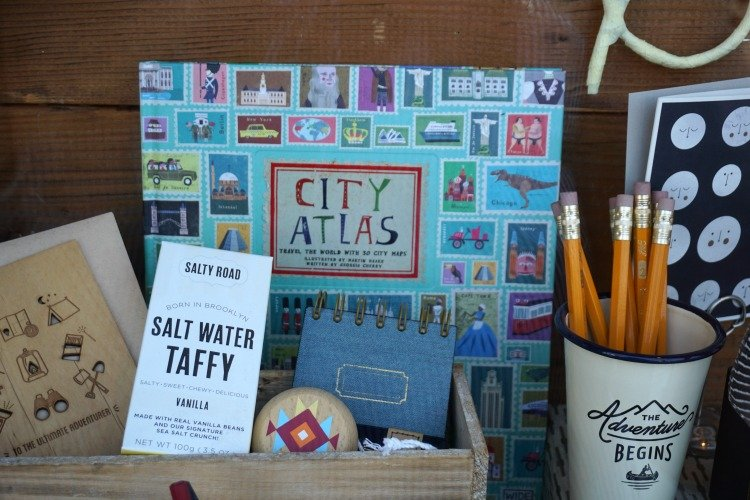 Urbanic Paper Boutique at Abbot Kinney Blvd, Venice Beach, Los Angeles