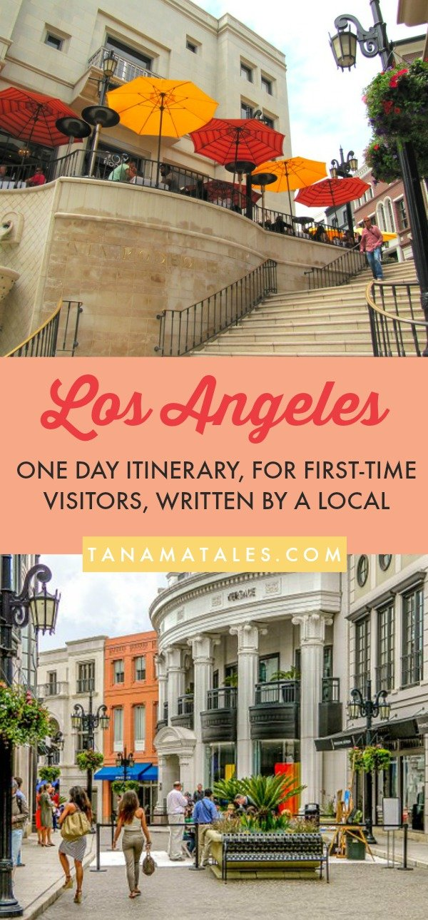 Things to see, do and eat in one day in Los Angeles, #California – Travel and Vacation Tips / Ideas – One day in Los Angeles? Have no fear my friend! I have put together an ideal itinerary for first-time visitors with limited time. I cover the hottest attractions, beaches and restaurants. Remember these are recommendations from a 14+ resident! Have a blast #LosAngeles #LA #California #SantaMonica #VeniceBeach #Hollywood #BeverlyHills