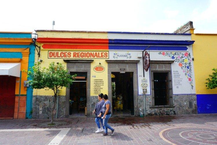 Colorful Stores, Tlaquepaque, Jalisco