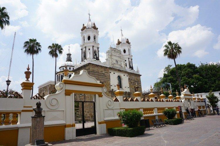 Santuario Nuestra Senora de la Soledad (Our Lady of Solitude Sanctuary), Tlaquepaque, Jalisco