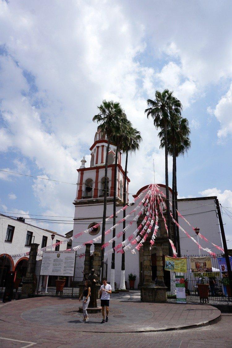 Parroquia de Pedro Apostol, Tlaquepaque, Jalisco