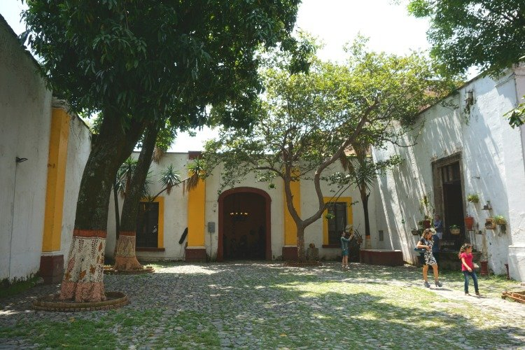 Regional Ceramic Museum, Tlaquepaque, Jalisco