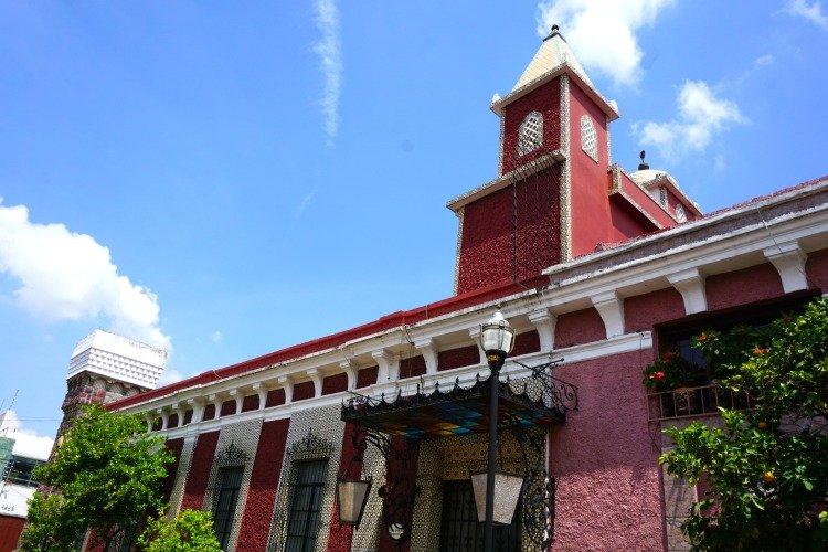 Pantaleo Pamdaro Museum, Tlaquepaque, Jalisco