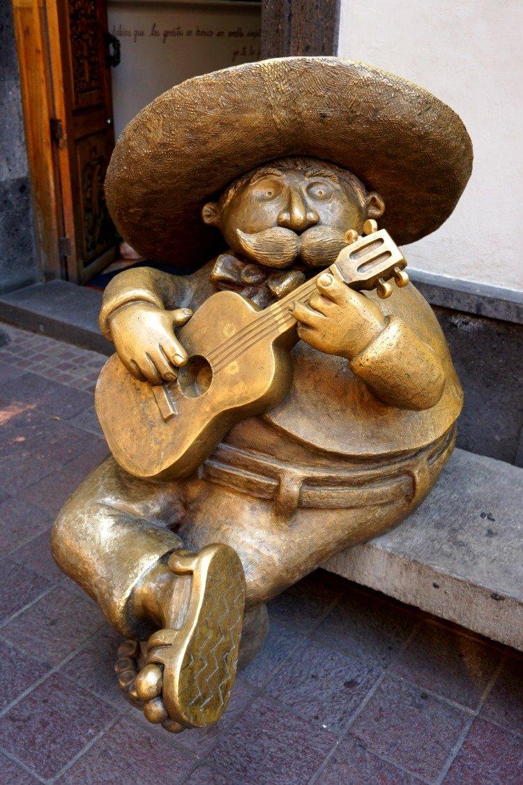 Rodo Padilla Sculpture, Tlaquepaque, Jalisco