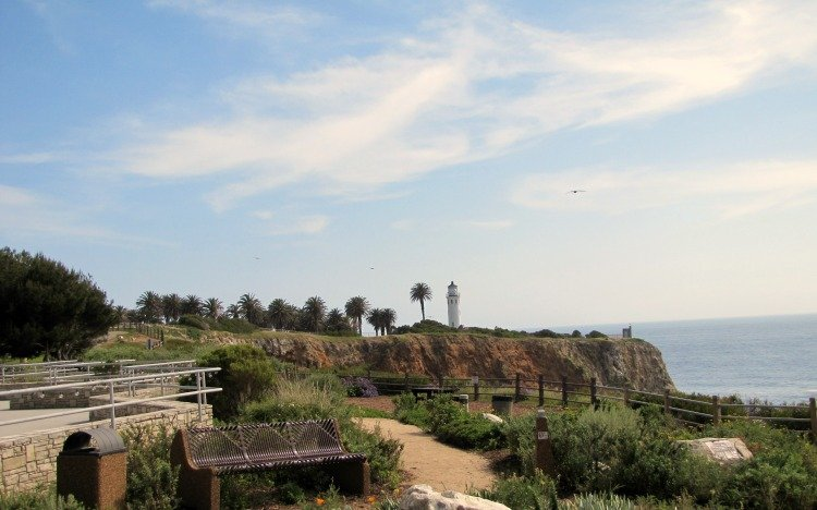 Point Vicente Interpretative Center, Lighthouse and Trail, Palos Verdes Peninsula