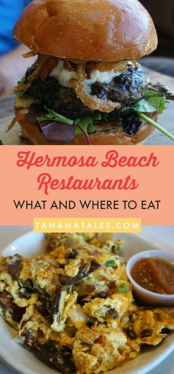 Things to do in #LosAngeles – Travel tips and vacation ideas - Hermosa Beach, one of the beach cities of Los Angeles Country, can be seen as a food lover's paradise. I believe food is one of the top reasons to visit this city (and others in the area). This article will guide you through the culinary world of this fun spot. #HermosaBeach #SouthBay #California #LA