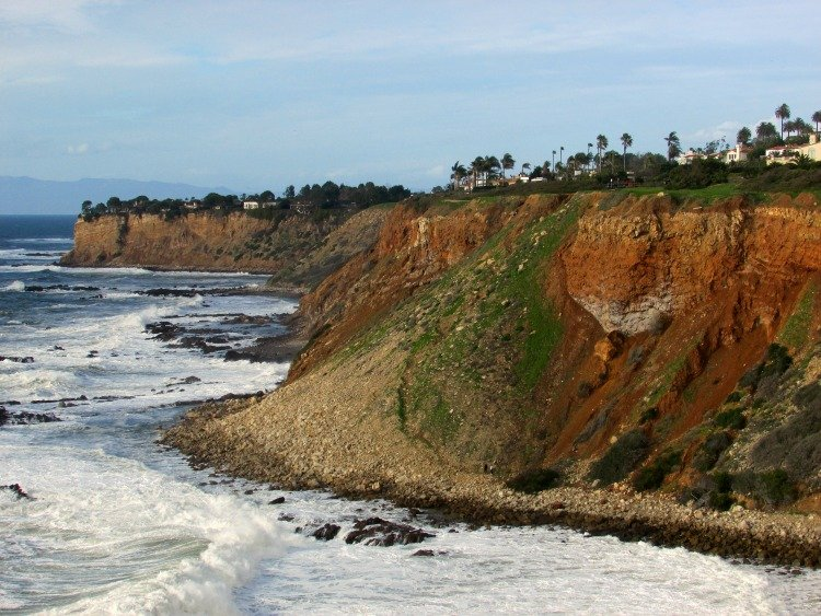 Vicente Bluffs Reserve, Point Vicente Interpretative Center