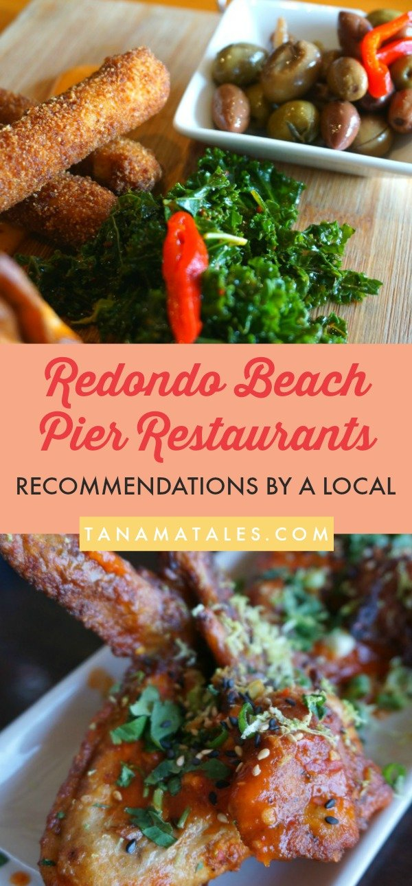 Things to do in #LosAngeles – Travel tips and vacation ideas – Redondo Beach, one of the beach cities of Los Angeles Country, has several eateries on its pier serving delicious food. I believe food is one of the top reasons to visit this city (and others in the area). This article will guide you through the culinary world of this fun spot. #RedondoBeach #SouthBay #California #LA