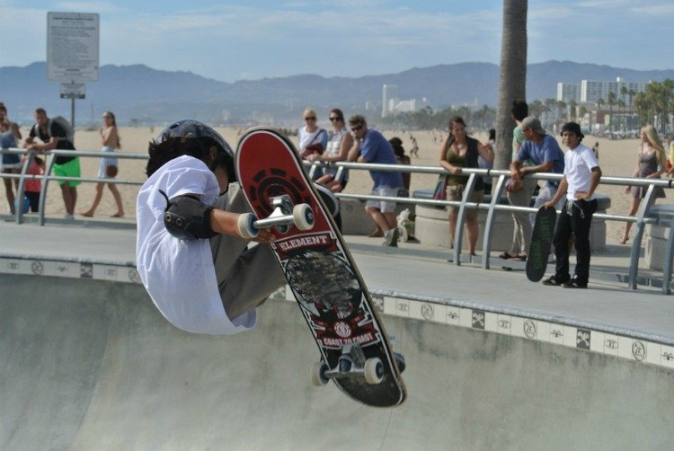 Venice Beach Skate Park, Things to do in Venice Beach, California