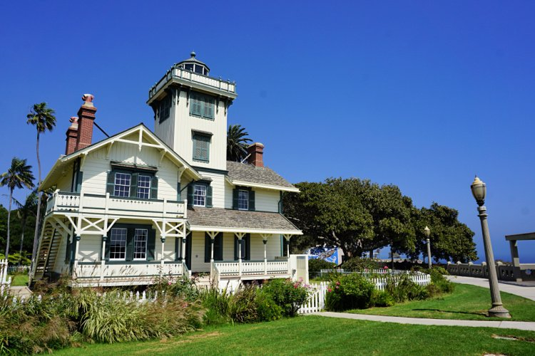 Things to do in the South Bay Los Angeles, Point Fermin Lighthouse, San Pesro