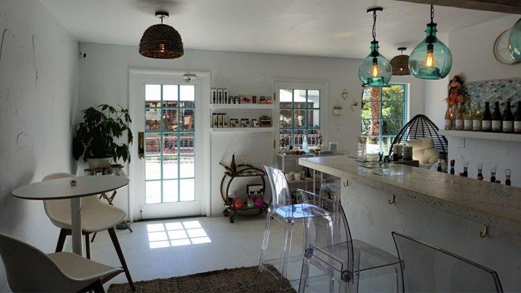 D. Volks Wines tasting room located in Downtown Solvang, California, Solvang Tastign Rooms
